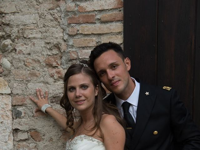 Il matrimonio di Antonino e Marianna a Volta Mantovana, Mantova 247