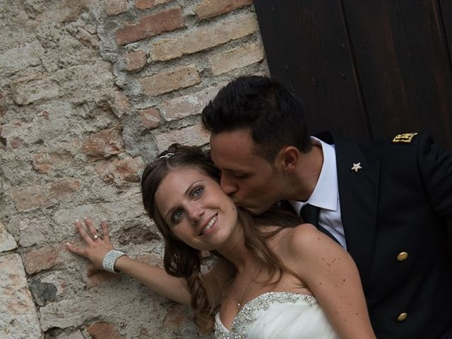 Il matrimonio di Antonino e Marianna a Volta Mantovana, Mantova 248