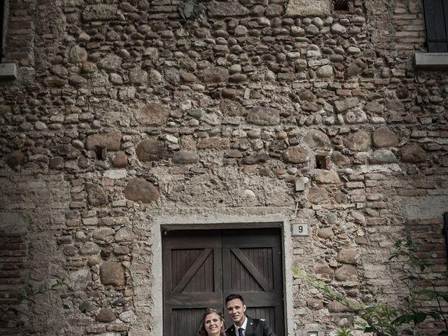 Il matrimonio di Antonino e Marianna a Volta Mantovana, Mantova 252