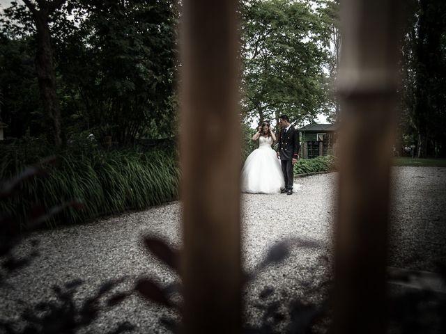 Il matrimonio di Antonino e Marianna a Volta Mantovana, Mantova 273