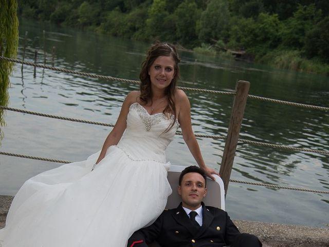 Il matrimonio di Antonino e Marianna a Volta Mantovana, Mantova 290