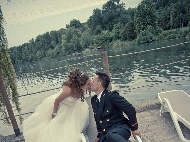 Il matrimonio di Antonino e Marianna a Volta Mantovana, Mantova 291