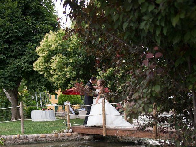 Il matrimonio di Antonino e Marianna a Volta Mantovana, Mantova 296
