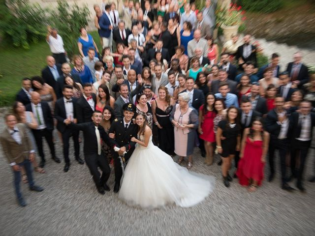Il matrimonio di Antonino e Marianna a Volta Mantovana, Mantova 301