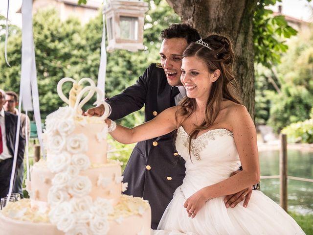 Il matrimonio di Antonino e Marianna a Volta Mantovana, Mantova 304