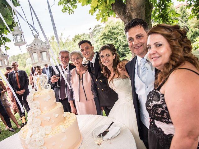 Il matrimonio di Antonino e Marianna a Volta Mantovana, Mantova 306