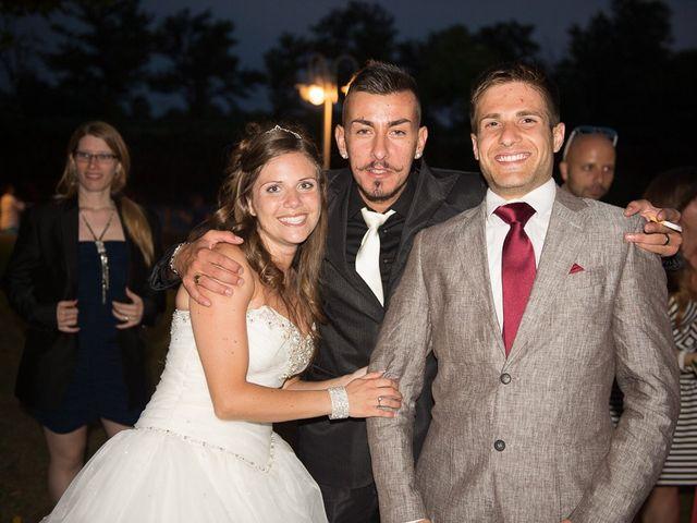 Il matrimonio di Antonino e Marianna a Volta Mantovana, Mantova 315