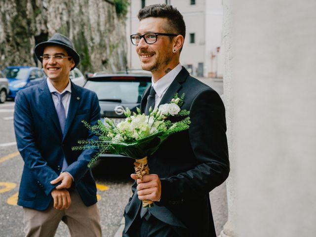 Il matrimonio di Pietro e Giulia a Rovereto, Trento 25