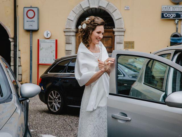 Il matrimonio di Pietro e Giulia a Rovereto, Trento 27