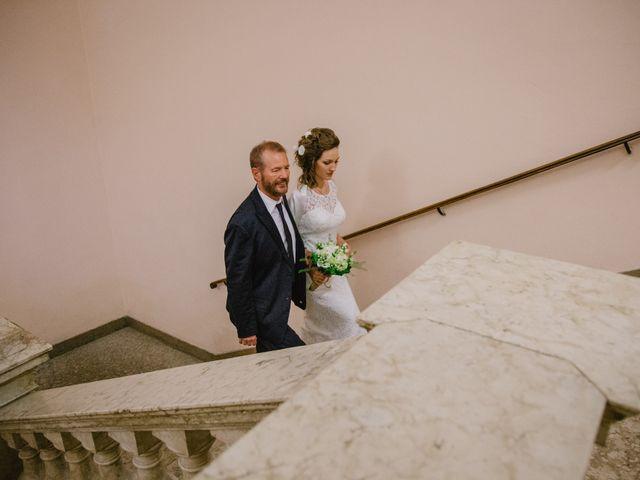Il matrimonio di Pietro e Giulia a Rovereto, Trento 30