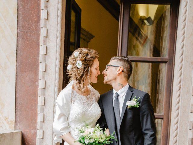 Il matrimonio di Pietro e Giulia a Rovereto, Trento 37