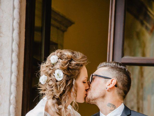 Il matrimonio di Pietro e Giulia a Rovereto, Trento 38