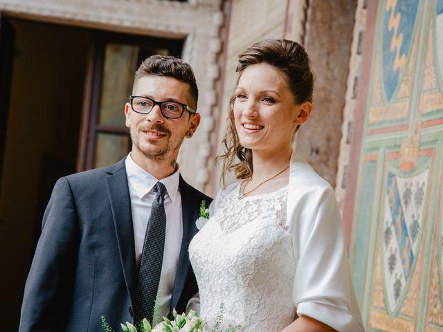 Il matrimonio di Pietro e Giulia a Rovereto, Trento 39