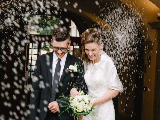 Il matrimonio di Pietro e Giulia a Rovereto, Trento 42
