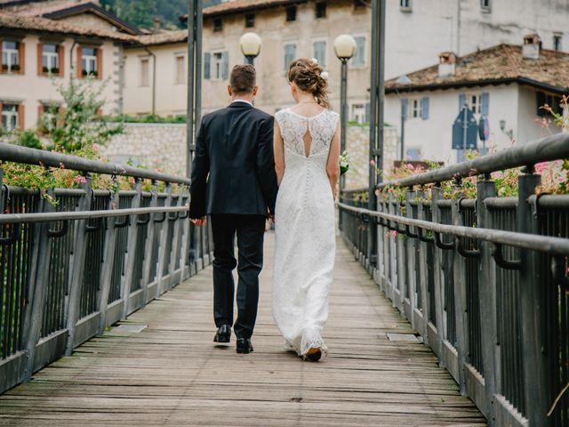 Il matrimonio di Pietro e Giulia a Rovereto, Trento 46