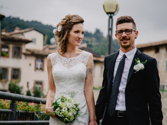 Il matrimonio di Pietro e Giulia a Rovereto, Trento 48