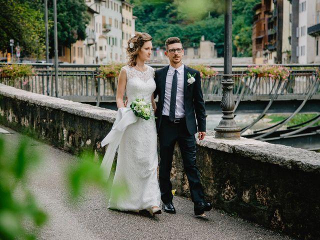 Il matrimonio di Pietro e Giulia a Rovereto, Trento 49