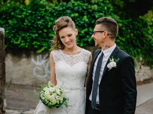Il matrimonio di Pietro e Giulia a Rovereto, Trento 51