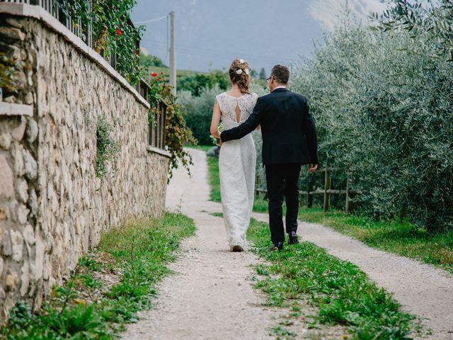 Il matrimonio di Pietro e Giulia a Rovereto, Trento 54