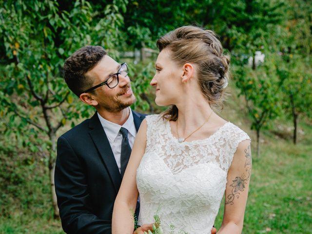 Il matrimonio di Pietro e Giulia a Rovereto, Trento 55