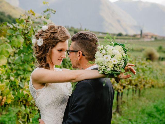 Il matrimonio di Pietro e Giulia a Rovereto, Trento 57