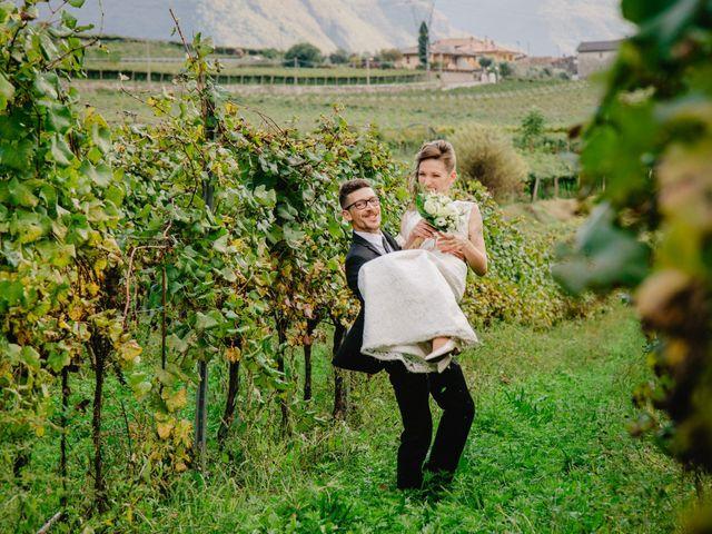 Il matrimonio di Pietro e Giulia a Rovereto, Trento 58