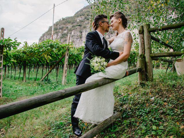 Il matrimonio di Pietro e Giulia a Rovereto, Trento 60