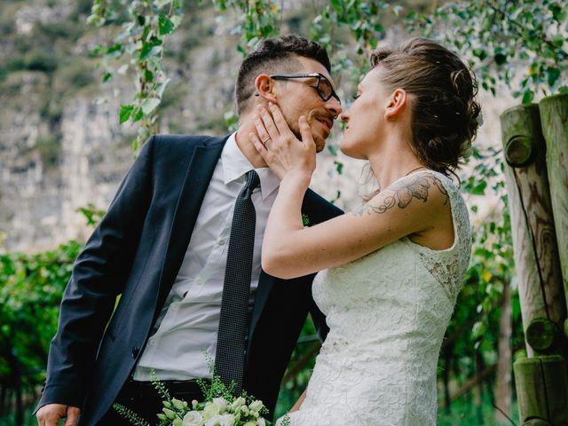 Il matrimonio di Pietro e Giulia a Rovereto, Trento 61