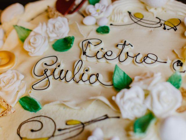 Il matrimonio di Pietro e Giulia a Rovereto, Trento 68