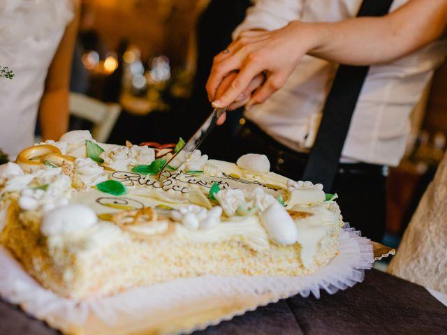 Il matrimonio di Pietro e Giulia a Rovereto, Trento 69