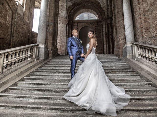 le nozze di Sonia e Alessandro