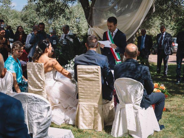 Il matrimonio di Antonello e Cinzia a Sennori, Sassari 20