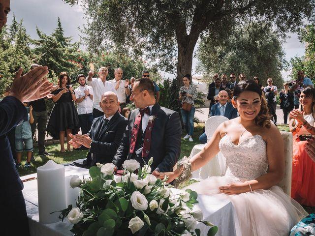 Il matrimonio di Antonello e Cinzia a Sennori, Sassari 21