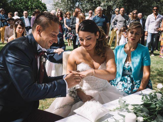 Il matrimonio di Antonello e Cinzia a Sennori, Sassari 22