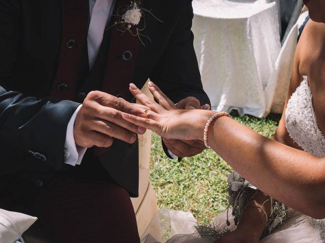 Il matrimonio di Antonello e Cinzia a Sennori, Sassari 23