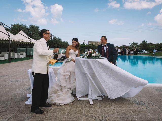 Il matrimonio di Antonello e Cinzia a Sennori, Sassari 27