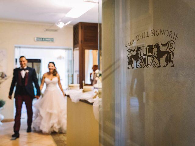 Il matrimonio di Antonello e Cinzia a Sennori, Sassari 36