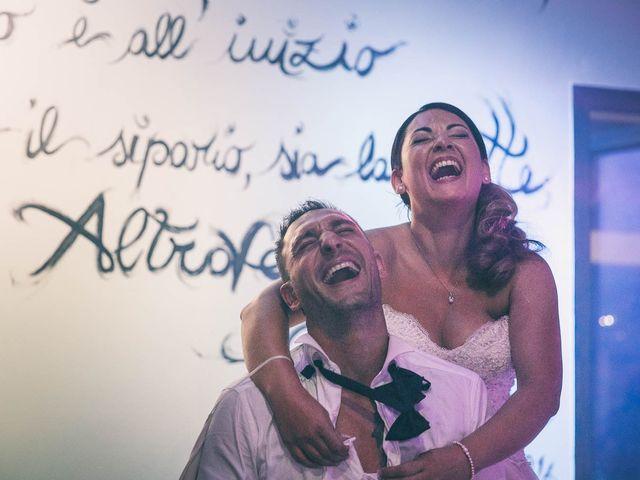 Le nozze di Cinzia e Antonello