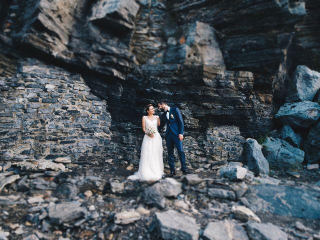 Il matrimonio di Dario e Claudia a Portovenere, La Spezia 1