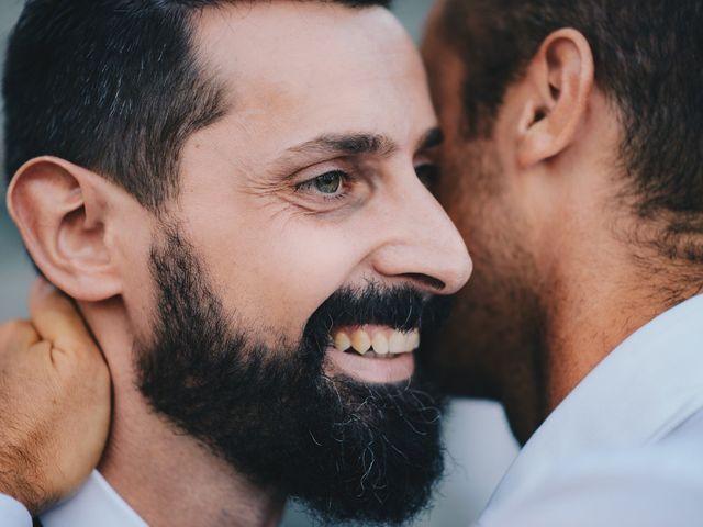 Il matrimonio di Dario e Claudia a Portovenere, La Spezia 2