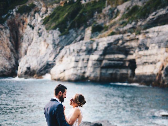 Il matrimonio di Dario e Claudia a Portovenere, La Spezia 51