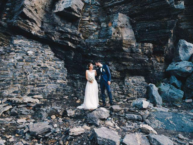 Il matrimonio di Dario e Claudia a Portovenere, La Spezia 56