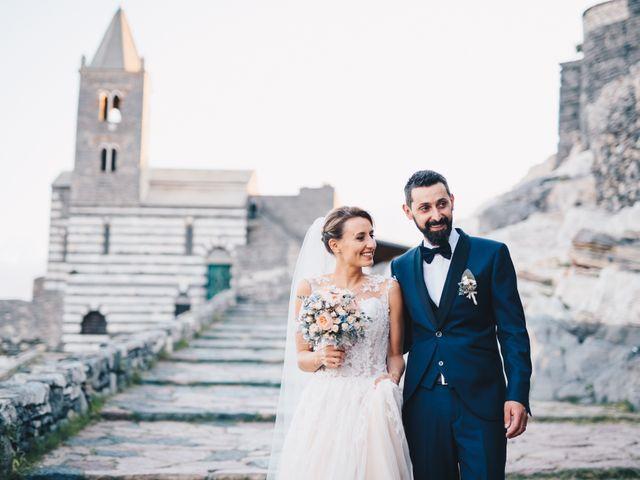 Il matrimonio di Dario e Claudia a Portovenere, La Spezia 59