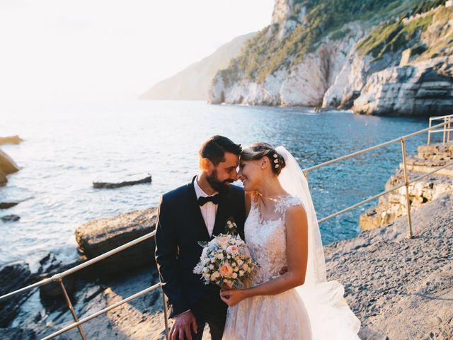 Il matrimonio di Dario e Claudia a Portovenere, La Spezia 62