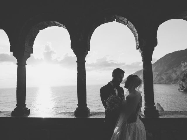 Il matrimonio di Dario e Claudia a Portovenere, La Spezia 66