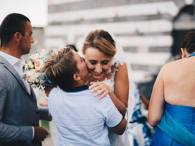 Il matrimonio di Dario e Claudia a Portovenere, La Spezia 71