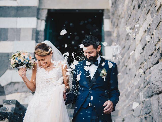Il matrimonio di Dario e Claudia a Portovenere, La Spezia 74