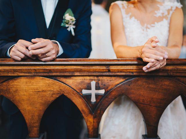Il matrimonio di Dario e Claudia a Portovenere, La Spezia 79