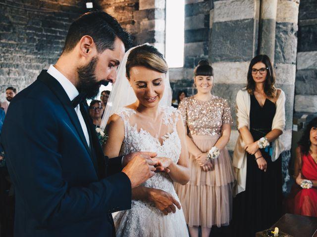 Il matrimonio di Dario e Claudia a Portovenere, La Spezia 86