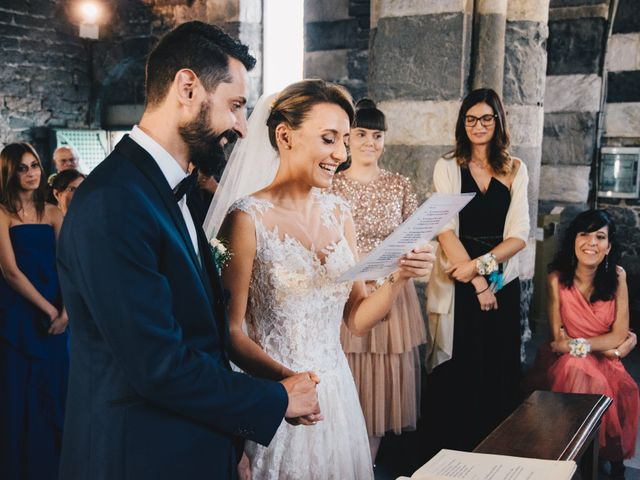 Il matrimonio di Dario e Claudia a Portovenere, La Spezia 89